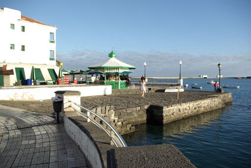 Alte Hafentreppe