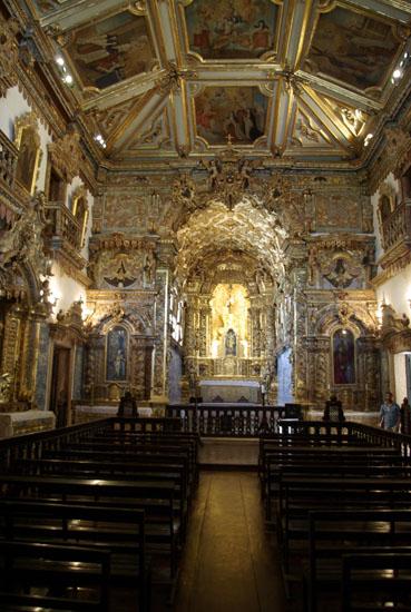 """Die """"Kapelle"""" ein Prunkraum der Karmeliter"""