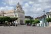 Marktplatz von Cachoeira