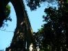 Aquadukt im Regenwald von Ilha Grande