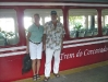 Die Zahnradbahn zum Corcovado