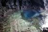 Ein blue Hole auf Sal